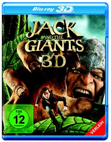 Bild von Jack and the Giants 3D [Blu-ray 3D] (Verleih)