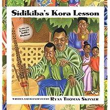 Sidikiba's Kora Lesson