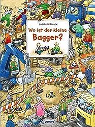 Wo ist der kleine Bagger? (Wimmelbilderbücher)