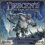 Heidelberger Spieleverlag HEI00134 - Descent: Altar der Verzweiflung Erweiterung