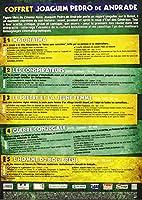 Coffret Joaquim Pedro de Andrade5 DVD : Macunaima / Garrincha / Le curé et la jeune femme / Guerre conjugale / L'homme au bois Brésil - Edition collector