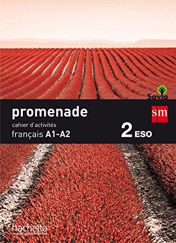 Français 2 ESO: Cahier d'activités. Promenade