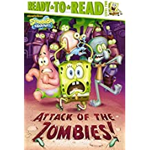 Attack of the Zombies! (Ready-To-Read Spongebob Squarepants - Level 2) by Alex Harvey (28-Jun-2011) Paperback