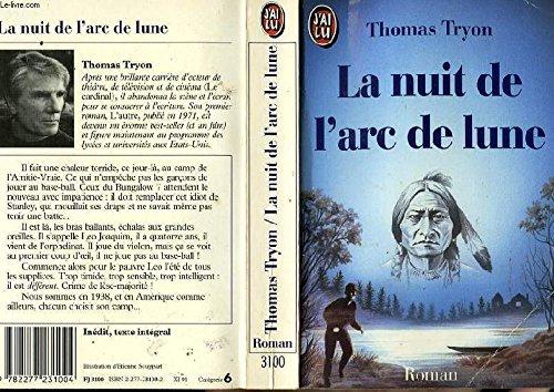 La nuit de l'arc de lune par Thomas Tryon