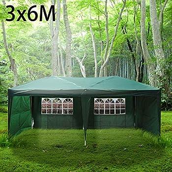 Garden Gazebo Marquee Tent Garage Carport shelter Car ...