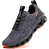 YZHYXS Mens Trainers Sport Running Tennis Walking Shoes Sneakers