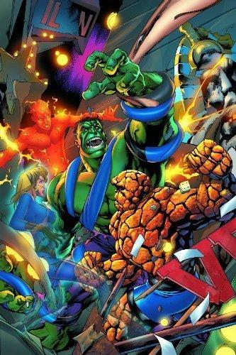 Fantastic Four: The Life Fantastic (Fantastic Four (Marvel Paperback)) by J. Michael Straczynski (2006-09-20)