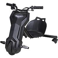 Actionbikes Motors Kinder Elektro Driftscooter 360 Grad - 250 Watt Elektromotor - 3 Geschwindigkeitsstufen - Speed…