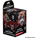 D&D Dungeons&Dragons Icons of The Realms Set 11: Waterdeep Dungeon of The Mad Mage Booster Pack