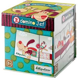 Lilliputiens - 86431 - Domino - Jef