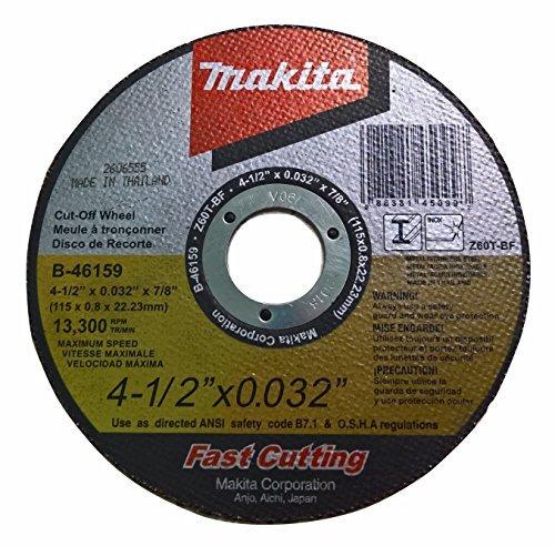 Makita B-45727 Trennscheibe 115x0,8mm Metall, 7 x 150 mm