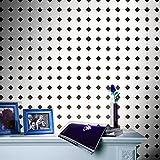 JY ART WAYZ Fliesenaufkleber Dekorative Wandgestaltung mit Fliesenaufklebern für Küche und Bad, Deko-Fliesenfolie für Küche u. CZ011, 20cm*5m