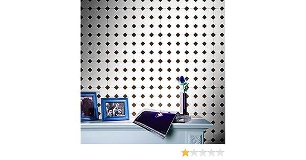 JY ART V Stickers muraux Carreaux en Vintage Salle de Bain et Cuisine 20cm*5m adh/ésif Sticker Feuille pour Carreaux Salle de Bain et cr/édence Cuisine CZ011