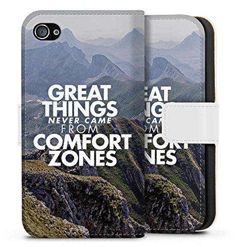 Apple iPhone X Silikon Hülle Case Schutzhülle Motivation Sprüche Workout Sideflip Tasche weiß