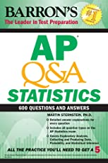 AP Statistics Questions and Answers (Barron's AP Q&A)
