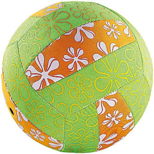 PEARL Beachvolleyball: Wasserfester Beach-Volleyball mit Neopren-Überzug (Beachball)