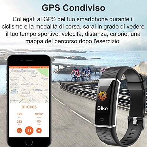 Zoom IMG-4 willful orologio fitness tracker uomo