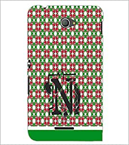 PrintDhaba GRANDbet N D-1409 Back Case Cover for SONY XPERIA E4 (Multi-Coloured)