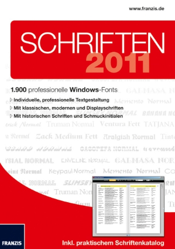 Schriften 2011