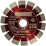 Sonnenflex golden star Diamant- Trennscheiben Universal Laser 259 x 22,23 mm, 81111
