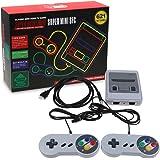 SKAL TV Spielekonsolen Retro Classic Mini, Spielkonsole Built-in Klassische Spiele, HDMI TV Output mit Zwei Joystick Controller, 8bit Entertainment System (621)