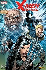 X-Men Universe nº1 par Greg Pak