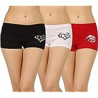 VAISHMA Women Boy Shorts