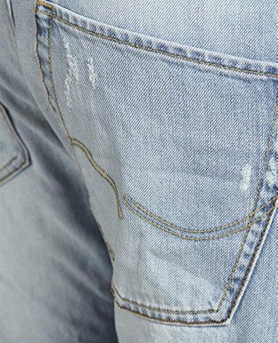 JACK & JONES - Pantalon de sport - Homme bleu Bleu (jeans) Hellblau (Blue Denim Fit:SLIM)
