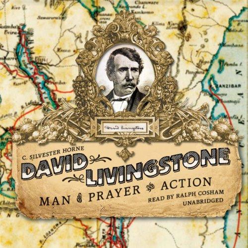 David Livingstone  Audiolibri