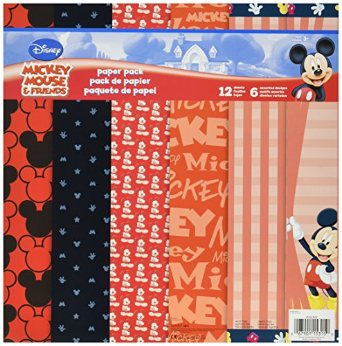 trends-international-disney-paper-pack-12-inch-x-12-inch-12-sheets-mickey