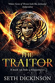 The Traitor (Masquerade) by [Dickinson, Seth]