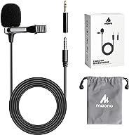 Maono AU-400 Lavalier Microphone (Black)