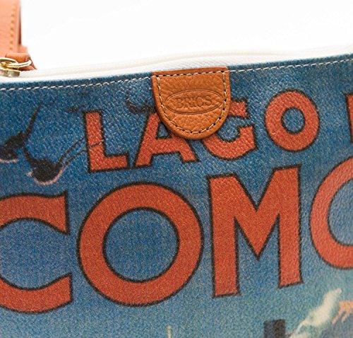 Brics Borsa Donna Como Lake Tracolla fantasia