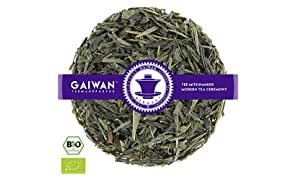 """N° 1419: Tè verde biologique in foglie """"Japan Bancha"""" - 250 g - GAIWAN® GERMANY - tè in foglie, tè bio, tè verde dal Giappone"""