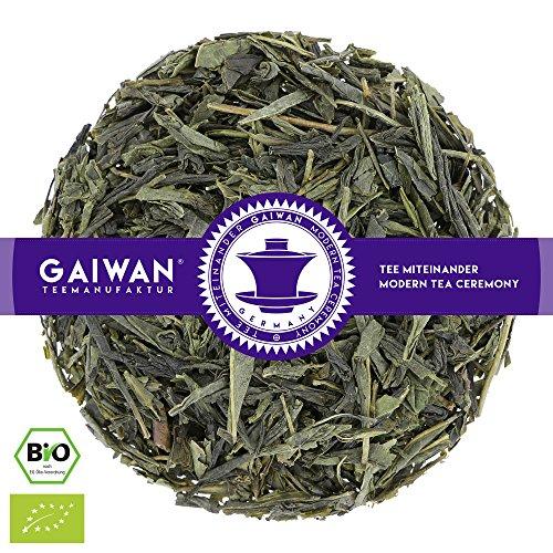 """Núm. 1419: Té verde orgánico """"Bancha de Japón"""" - hojas sueltas ecológico - 500 g - GAIWAN® GERMANY - té verde de la agricultura ecológica en Japón"""