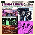 Four Classic Albums Plus (The Modern Jazz Sextet / No Sun In Venice / Grand Encounter / At The Opera House / The Modern Jazz Society Presents A Concert Of Contemporary Music)