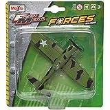 Maisto F4U-1D Corsair Aeroplane Die Cast Toy Model (Green)