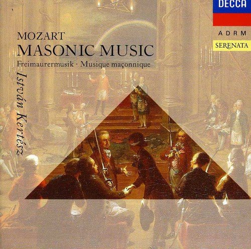 Mozart : Musique maçonnique