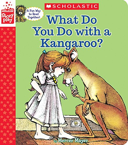 Storyplay: What Do You Do with a Kangaroo?