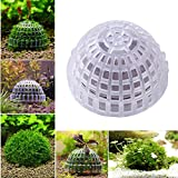 Global Brands Online Mineral Stone Suspended Float Bio Moss Ball For Aquarium Decorations Crystal Plant Cultivation House