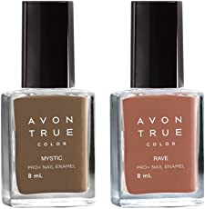 Avon True Color Nail Wear Pro+ Nail Enamel (rave - mystic)