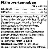Herbalife Haferspelzkleie Komprimate, 180 Tabletten