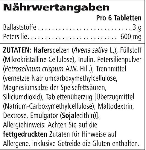 Herbalife Haferspelzkleie-Komprimate 180 Tabletten