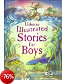 Illustrated stories for boys