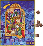 Unbekannt Richard Sellmer Schokolade Adventskalender Krippe