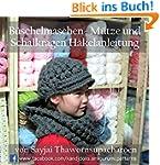 Büschelmaschen- Mütze und Schalkragen...