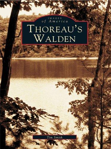Thoreau's Walden (Images of America) (English Edition)