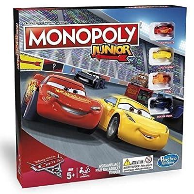 Hasbro - C13431010 - Monopoly Cars -