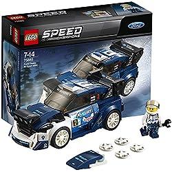 Lego Speed - Champions Ford Fiesta M-Sport WRC, 75885