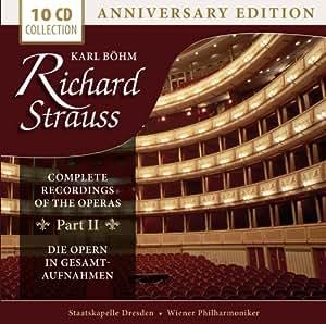 Strauss: Operas Part II (Complete Recordings)